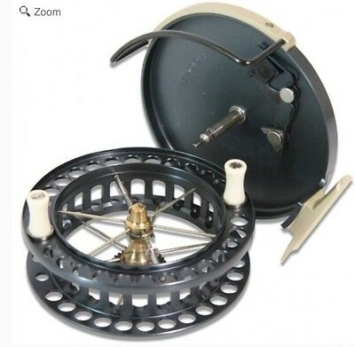"""J W Young Atom Centre Pin Reel - 4.5"""" X 1"""""""