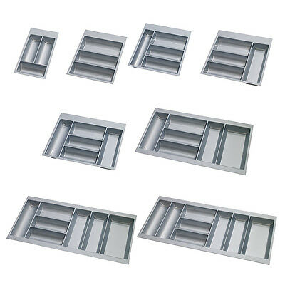 Plastic Cutlery Tray Inserts, Premium Quality, Suits Blum Drawers