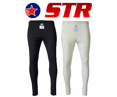 STR Club Rayon/Nomex Bottoms  FIA Approved Race Underwear Fire Retardant