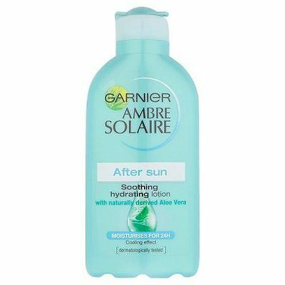6 Packs of Ambre Solaire After Sun Soothing Lotion 200ml