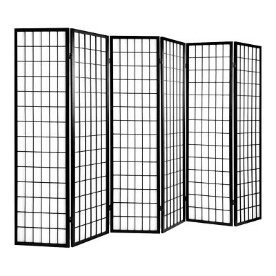 NEW 6 Panel Room Divider