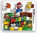 Super Mario 3D Land Nintendo 3Ds Game