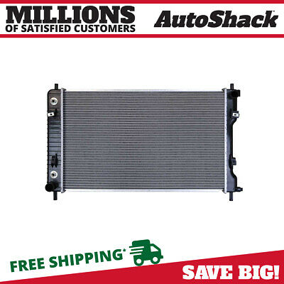 New Direct Fit Complete Aluminum Radiator for an Equinox Terrain Torrent or XL-7
