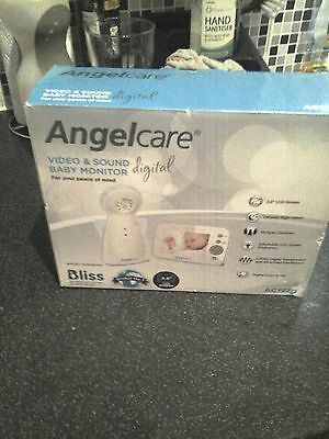 New Angelcare video & Sound Baby Monitor ('ac1320) brand new!!