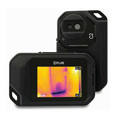 Flir C2 Thermal Imaging Camera Compact Portable System