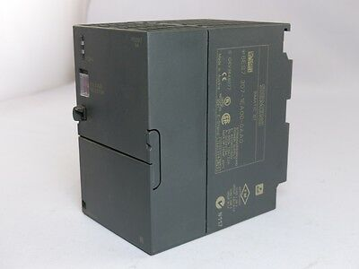 SIEMENS SIMATIC Netzteil / Power Supply 6ES7 307-1EA00-0AA0 E-Stand: 5 (4941-2)