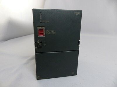 SIEMENS SIMATIC Netzteil / Power Supply 6ES7 307-1EA00-0AA0 E-Stand: 5 (4942-3)