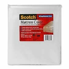 Scotch King/Queen Mattress Cover (8032)