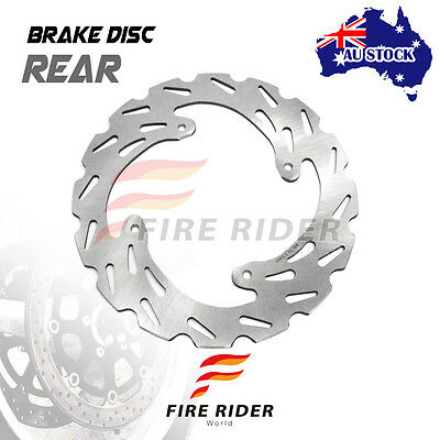 AU Rear MX Brake Disc Rotor For HONDA CRF 250 X 04-15 05 06 07 08 09 10 11