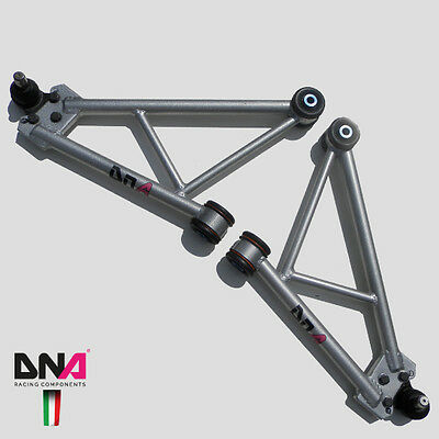 Dna Racing Kit Trapezi Anteriori Fiat 500 Abarth News 2017 Pc0136