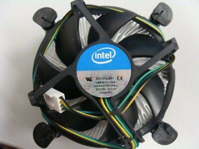 Intel BOX CPU cooler with fan , for Pentium , i3, i5, and i7 CPUs , fit to socke