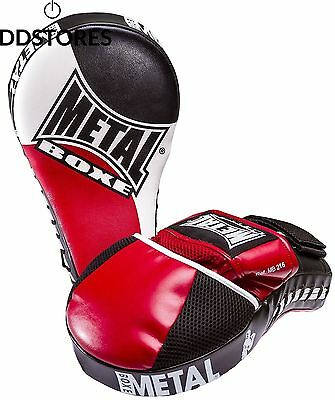 Metal MB216 Boxe Patte d ours