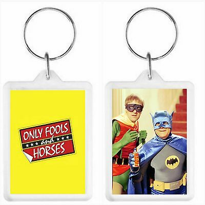 Only Fools and Horses Key Ring 50 x 35mm. Donation made to Charity.