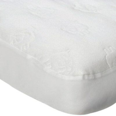 Playette  Travel Cot Water Resistant Mattress Protector Embossed Sheep
