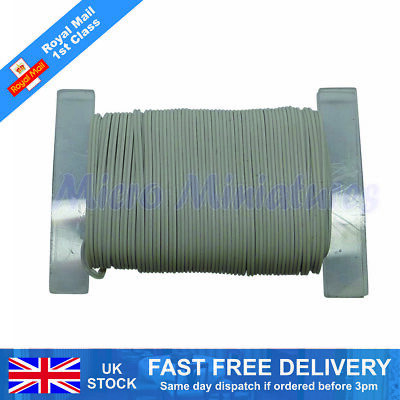 Extension wire for dolls house. 15 metre reel (01833)