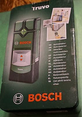 Bosch Truvo Digital Metal and Cable Detector