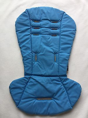 Phil and Teds Navigator Sibling / Double Seat Liner in Sky Blue
