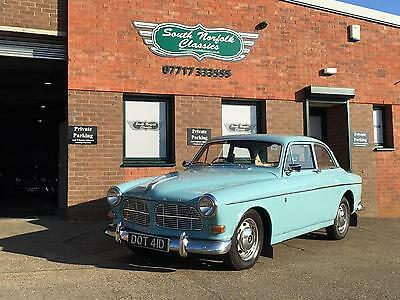 1966 Volvo 121 Amazon 2 Door, 78271 miles, lovely no plate