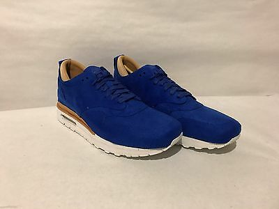 0 NIB Men's Nike Air MAX 1 ROYAL Retro Shoes Sneakers 847671-661 Torch