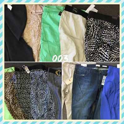 Department Store Women's PLUS size Pants (Lot No: QP170003)