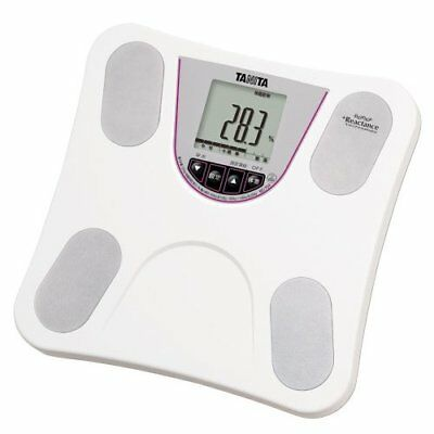 TANITA Body composition monitor White BC-754-WH Digital Scale Japan Import