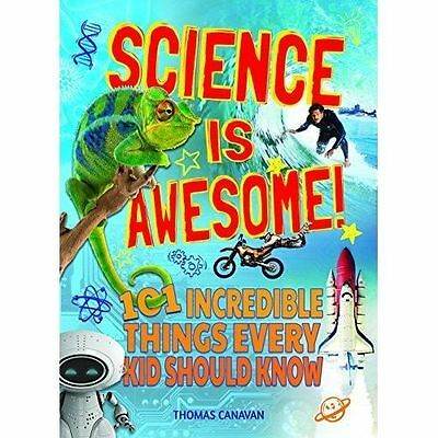 Science is Awesome!; Paperback Book; Regan Lisa, 9781784049195