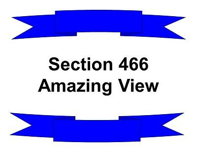 2 NASCAR Daytona 500 Tickets Section 466 Monster Energy Cup Dayt. Inter Speedway