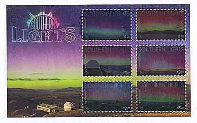 New Zealand 2017  Southern  Lights  Ms  Mnh