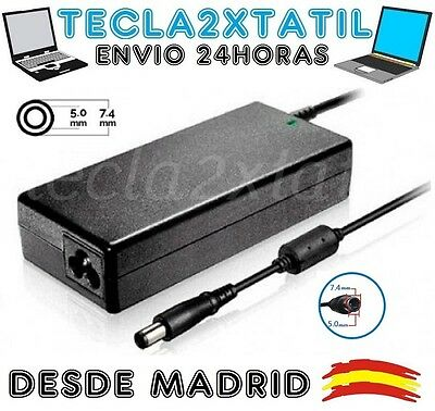 Cargador Adaptador De Y Para Portatil Hp Elitebook 19V 4,74A 7,4 5,0 90W