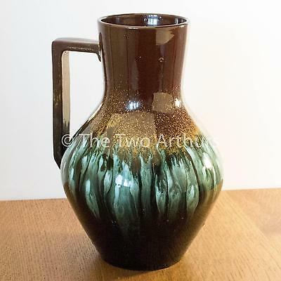 Large Christopher Dresser Linthorpe Pottery Jug Arts and Crafts Antique Vase
