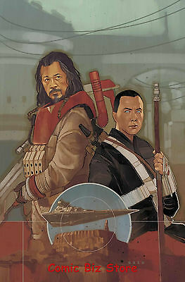 Star Wars Rogue One Adaptation #2 (Of 5) (2017) 1St Printing Bagged & Boarded