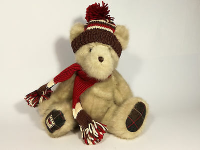 PELUCHE COLLEZIONISTI Boyds Best Dressed MALLOW COCOBEARY 904332