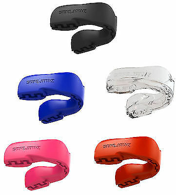SafeJawz mouthguard Intro range mouth guard boxing mma bjj muay thai football