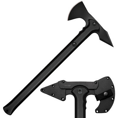 "Cold Steel Trencgh Hawk Drop Forged Combat Tomahawk 19"" Overall with 90PTH"