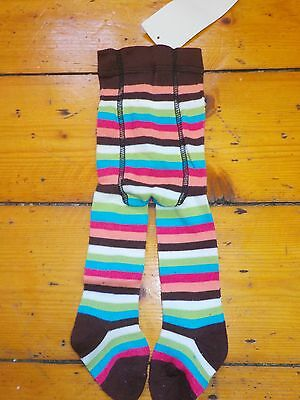 BNWT Yue Lin winter cotton thick baby girl tights 6-18m 10kg