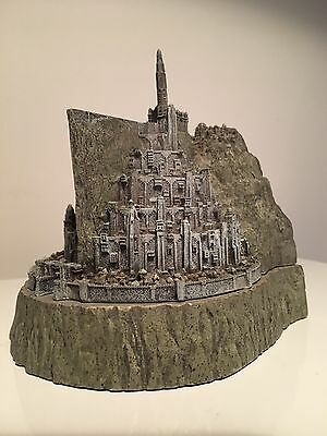Lord Of The Rings - MINAS TIRITH Maquette - Return Of The King SIDESHOW WETA