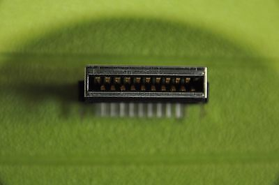 Head unit face plate connector