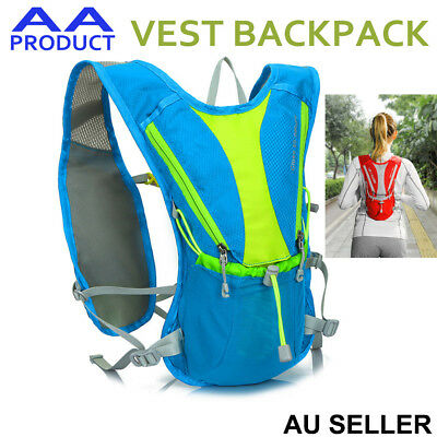 Vest Shoulder Backpack for Outdoor Running Camping Bicycling Hiking Marathon