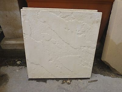 Pavers Pearl Colour 400mm x400mm x 40mm $6-50 ea NEW LINE SPECIAL