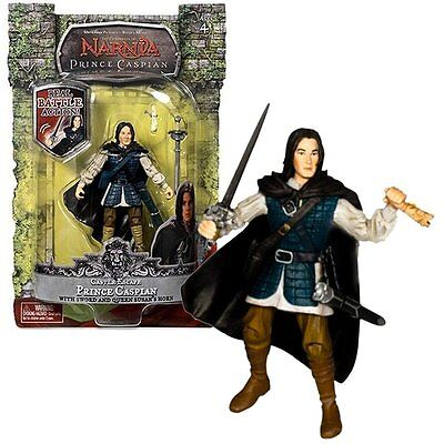Chronicles of Narnia, the Prince Caspian Action Figure Castle Escape Jakks