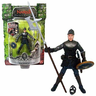 Chronicles of Narnia, the Prince Caspian - TELMARINE SOLDIER Action Figure
