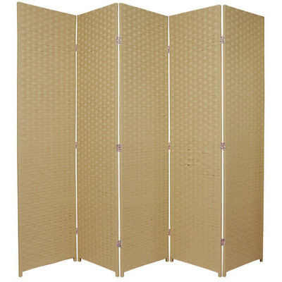 NEW Tall 5 Fold Room Divider