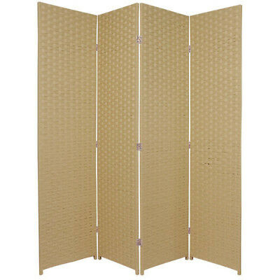 NEW Tall 4 Fold Room Divider