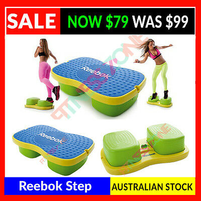 Brand New in Box Reebok EasyTone Step Exercise Step + Free Gift Worth $30