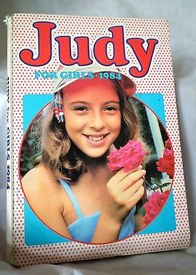 Judy for Girls   1984 ANNUAL