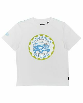 Official Land Rover Merchandise Boy's Off Road Tee