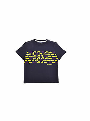 Official Land Rover Merchandise Boys Vehicle Print Tee