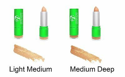 W7 Concealer Cover Stick with Tea Tree Oil -  Chose Your Shade