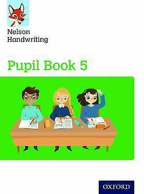 Nelson Handwriting Year 5/Primary 6. Pupil Book 5 Pack of 15, Paperback