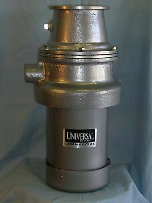 Universal by Maloy 200-1 Commercial Garbage Disposer with 2 HP Motor